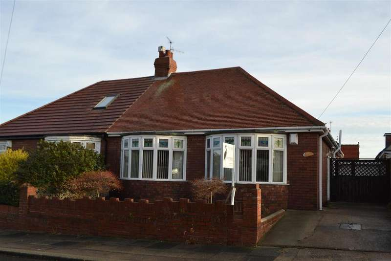 2 Bedrooms Semi Detached Bungalow for sale in St. Nicholas Avenue, Sunderland