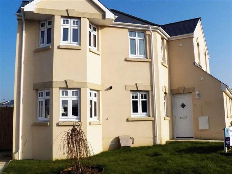 3 Bedrooms Terraced House for sale in Pond Bridge Moors Road, Johnston, Haverfordwest