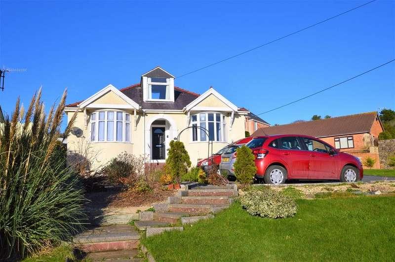 2 Bedrooms Detached Bungalow for sale in Gwscwm Road, Pembrey