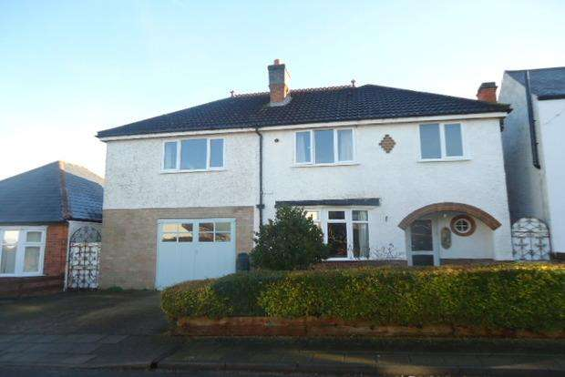 4 Bedrooms Detached House for sale in Holywell Road, Aylestone, Leicester, LE2