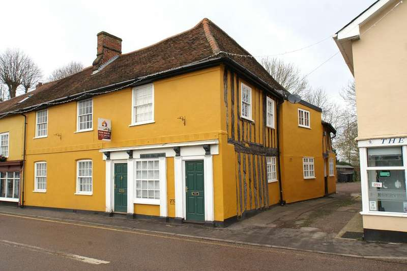 2 Bedrooms Apartment Flat for sale in 5A Bridge Street, Bures CO8