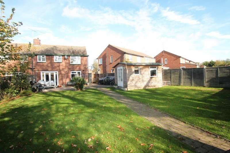 2 Bedrooms End Of Terrace House for sale in Wicklow Avenue, Chelmsford