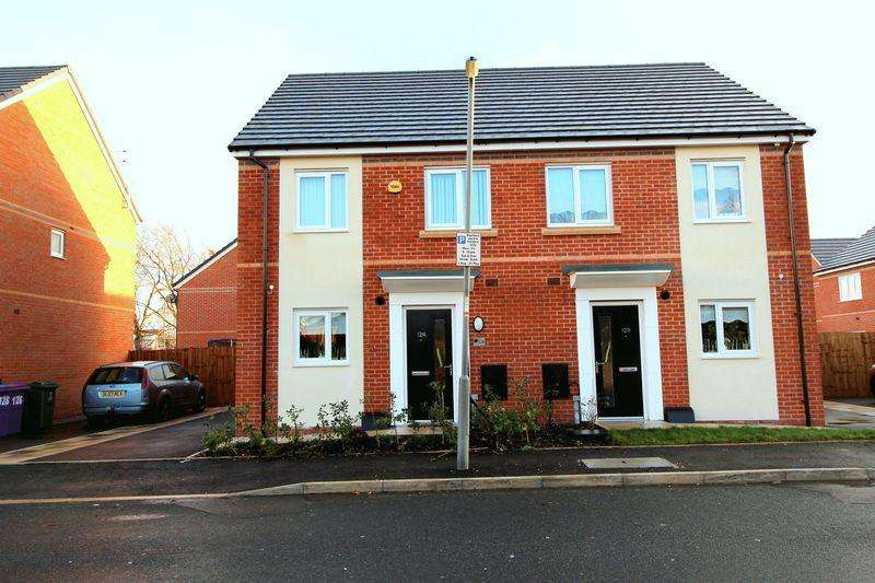 3 Bedrooms Semi Detached House for sale in Hartnup Street, Liverpool