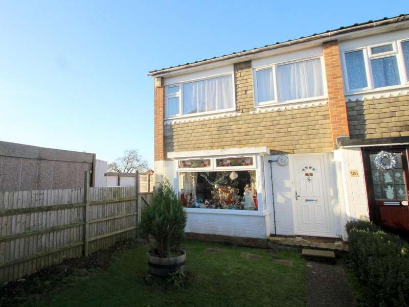 3 Bedrooms End Of Terrace House for sale in Cherry Croft, Wick