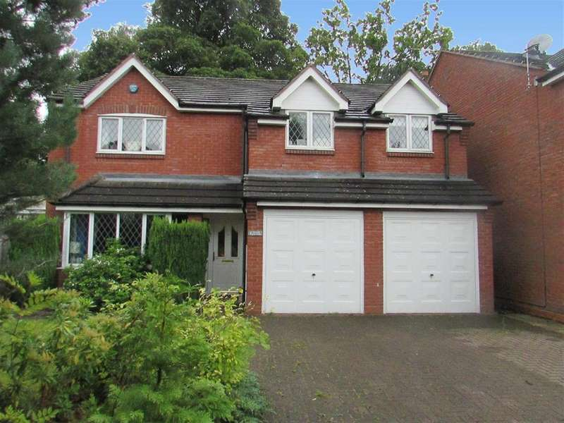 5 Bedrooms Detached House for rent in Broome Gardens, Sutton Coldfield, West Midlands