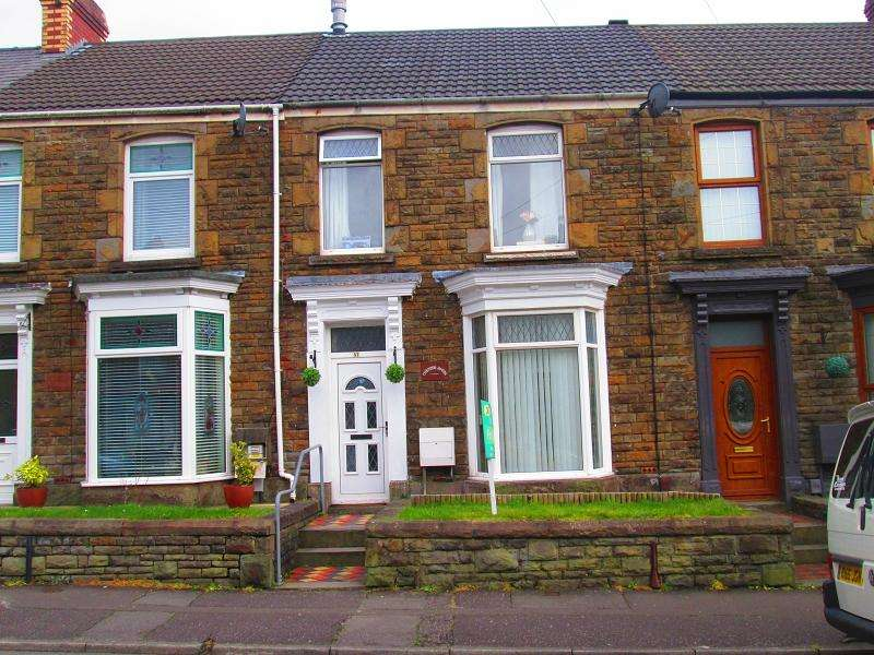 3 Bedrooms Terraced House for sale in Manselton Road, Manselton, Swansea, City And County of Swansea.