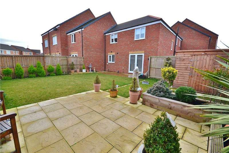 3 Bedrooms Terraced House for sale in Pipistrelle Court, Stockton-on-Tees