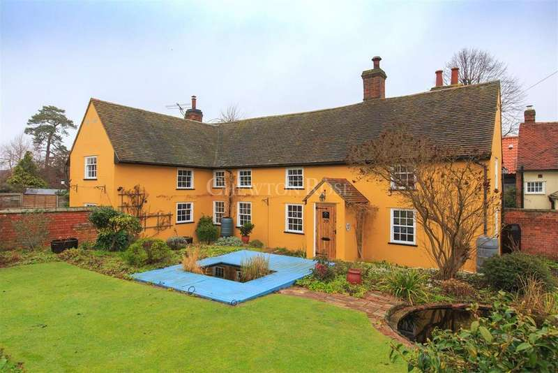 4 Bedrooms Detached House for sale in Bures