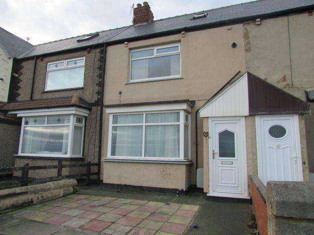 3 Bedrooms Terraced House for sale in MARINE DRIVE, HEADLAND, HARTLEPOOL