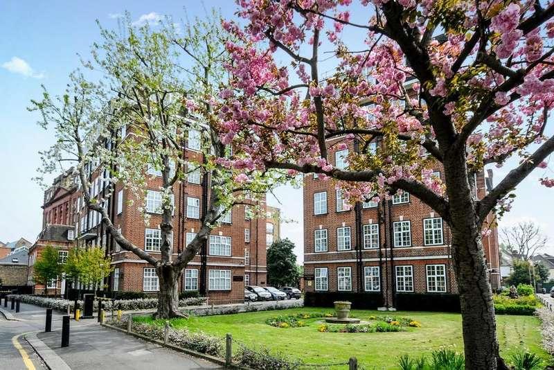 2 Bedrooms Flat for sale in Heathfield Court, Chiswick