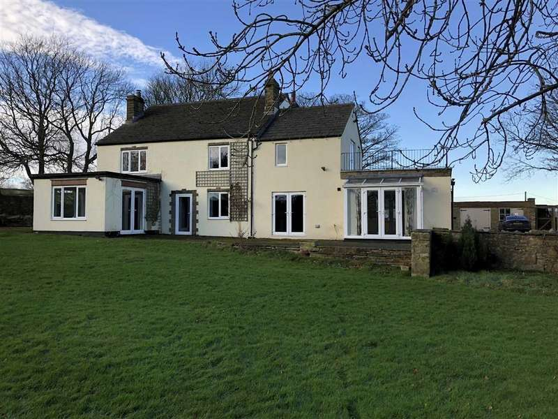 6 Bedrooms Detached House for sale in Acorn House, Moor Hall, Barlow, Dronfield, Derbyshire, S18