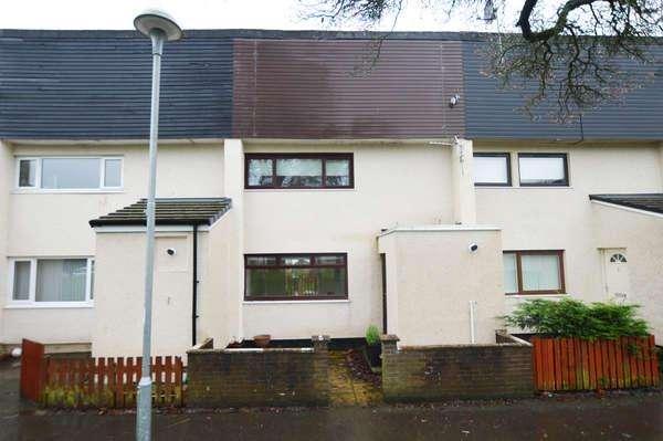 2 Bedrooms Terraced House for sale in 4 Rosemount, Kilwinning, KA13 6LZ