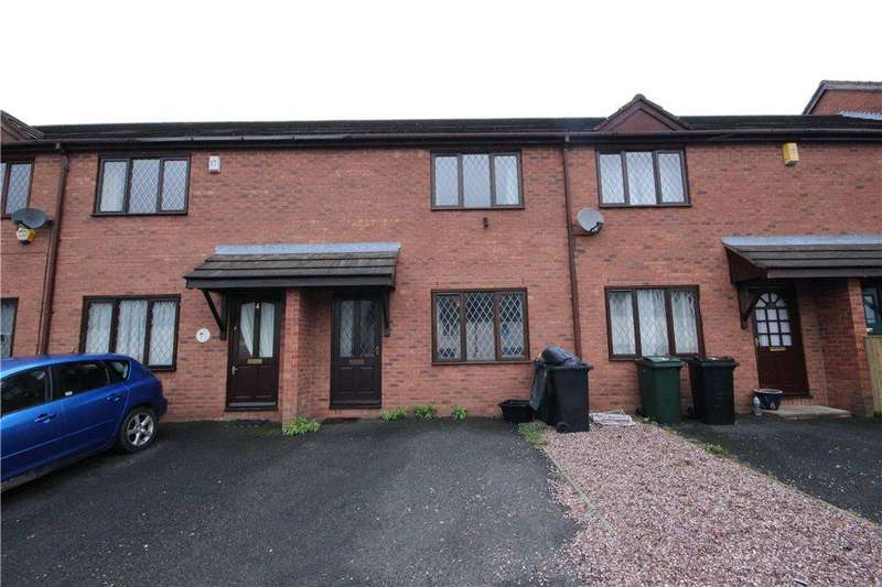 2 Bedrooms Terraced House for sale in Prospect Cottages, Rock Lane, Shropshire, SY8