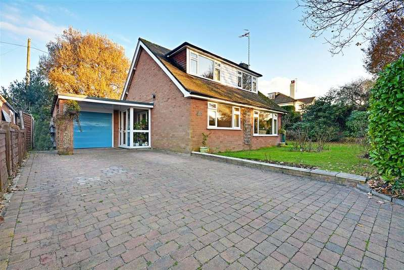 4 Bedrooms Detached House for sale in Ellerslie Lane, Bexhill-On-Sea