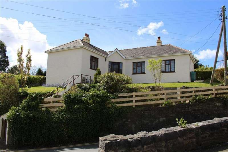 3 Bedrooms Detached Bungalow for sale in City Road, Haverfordwest