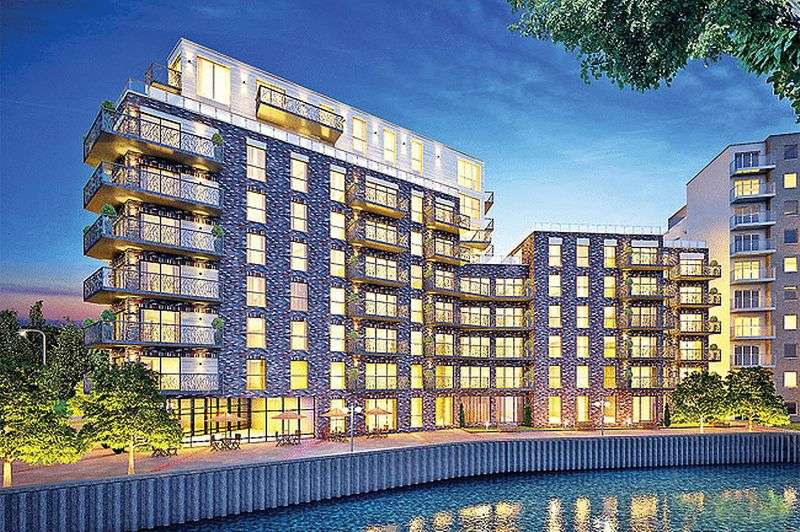 2 Bedrooms Property for sale in Leven Wharf Aberfeldy Village Docklands