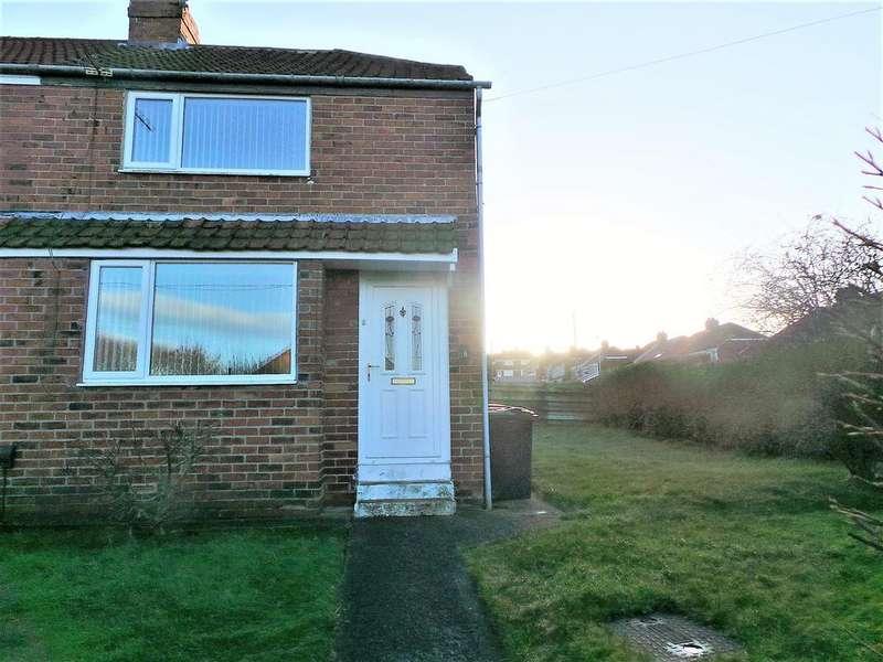 2 Bedrooms Semi Detached House for sale in Otterburn Gardens, Dunston NE11