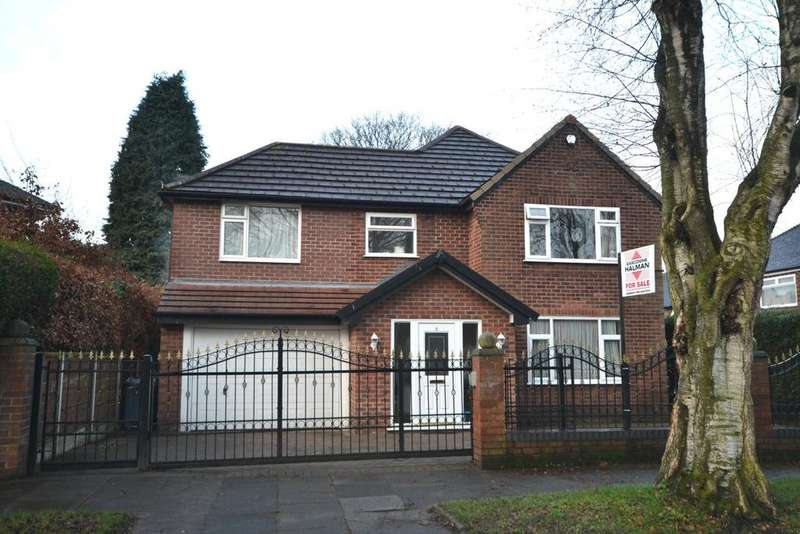 5 Bedrooms Detached House for sale in Gibwood Road, Northenden