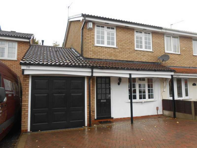 2 Bedrooms Semi Detached House for sale in Gurnard Close, West Midlands