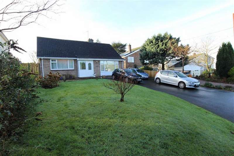 4 Bedrooms Detached Bungalow for sale in Rhydyfelin, Aberystwyth