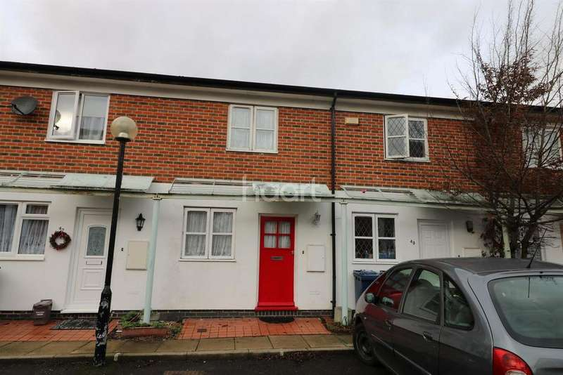 2 Bedrooms Terraced House for sale in Pageant Avenue, Colindale