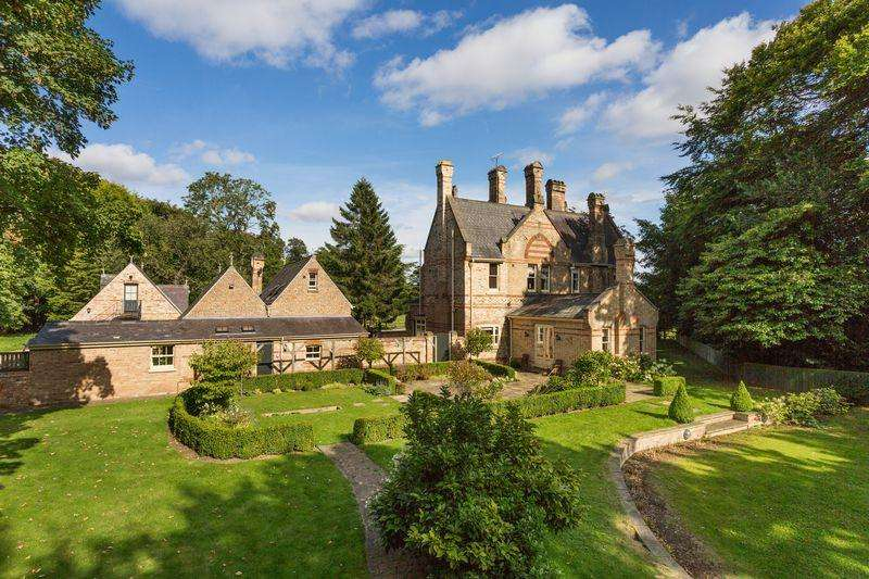 6 Bedrooms Detached House for sale in The Old Rectory, Stockton on the Forest, York