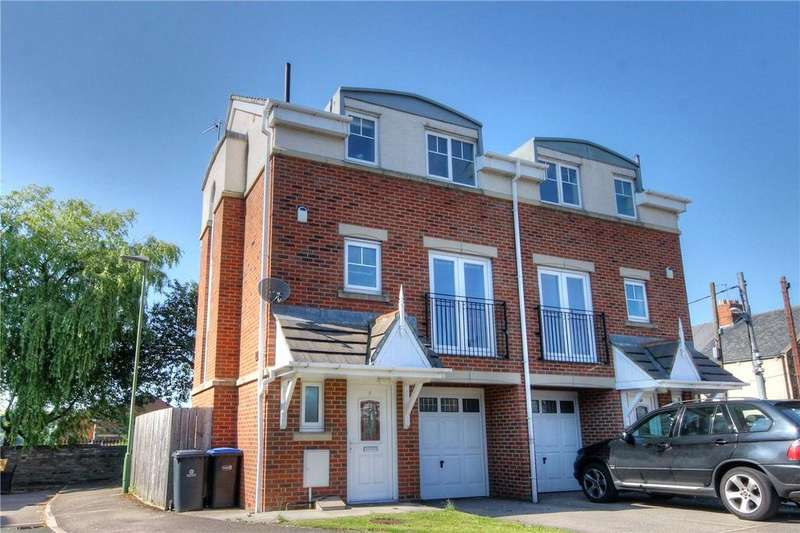 3 Bedrooms Semi Detached House for sale in Wesley Close, Sacriston, Durham, DH7
