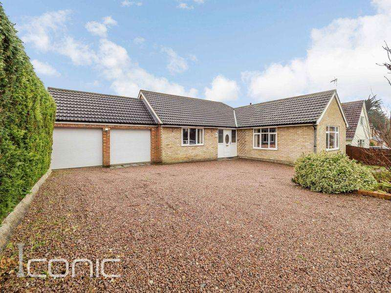 3 Bedrooms Detached Bungalow for sale in Drayton Grove, Drayton, Norwich