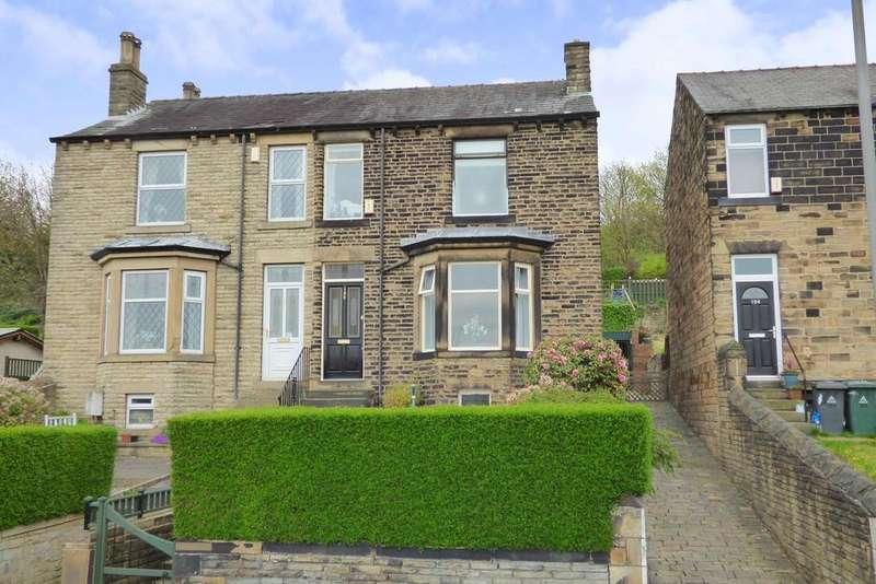 4 Bedrooms Semi Detached House for sale in Crackenedge Lane, Dewsbury WF13