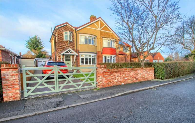 3 Bedrooms Semi Detached House for sale in Orchard Road, Thornaby