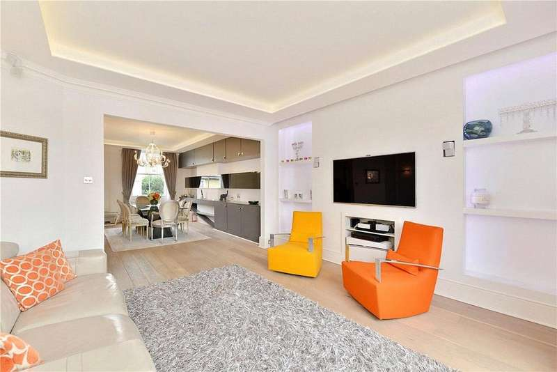 3 Bedrooms Flat for sale in Clifton Hill, St John's Wood, London, NW8