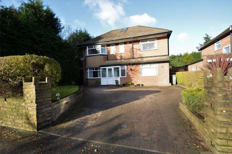 4 Bedrooms Detached House for sale in Norris Road, Sale, Cheshire