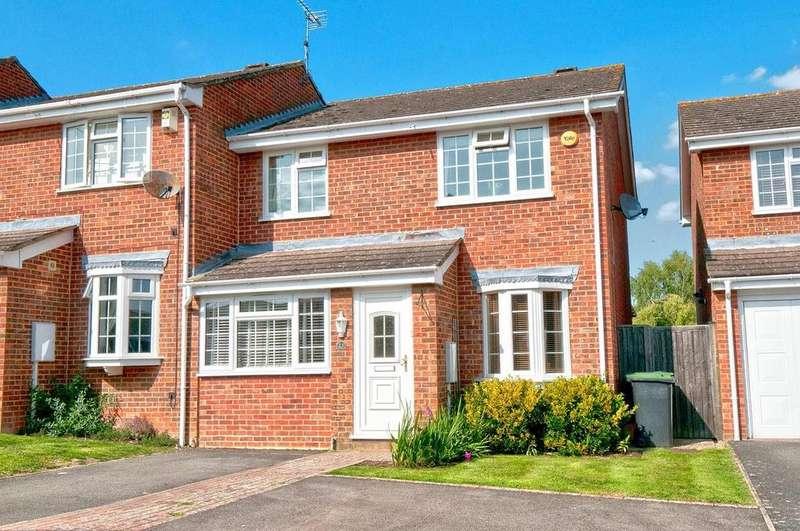 3 Bedrooms End Of Terrace House for sale in Waterside Mews, Wateringbury