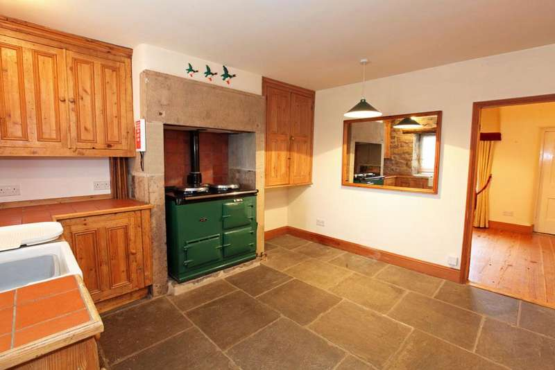 2 Bedrooms Cottage House for rent in 36 North Church Street, Bakewell, Derbyshire, DE45