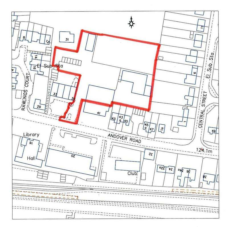 Plot Commercial for sale in Ludgershall