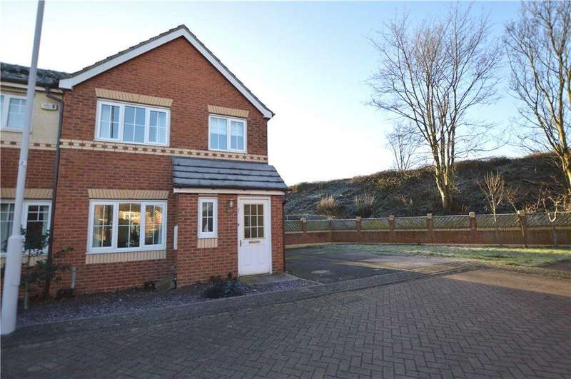 3 Bedrooms Terraced House for sale in Parsley Mews, Methley, Leeds