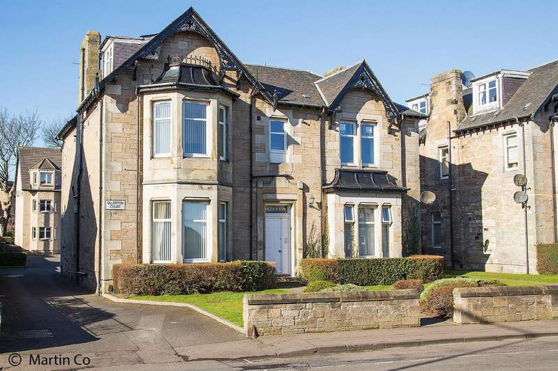 1 Bedroom Flat for rent in Ollerton Court, Kirkcaldy KY1