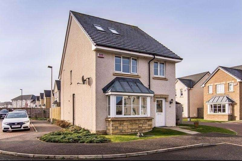 5 Bedrooms Property for sale in 13 South Chesters Avenue, Bonnyrigg, Bonnyrigg, Midlothian, EH19 3GN