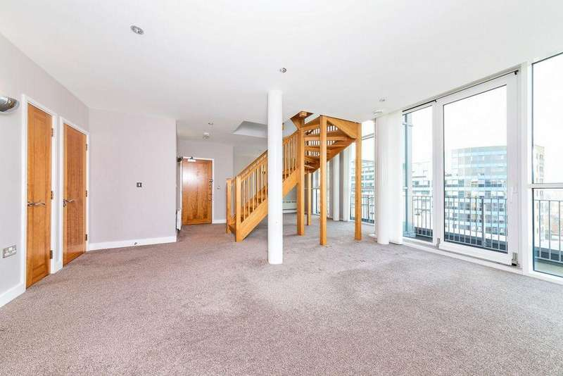 2 Bedrooms Apartment Flat for sale in Capital East Apartments Royal Victoria Dock E16