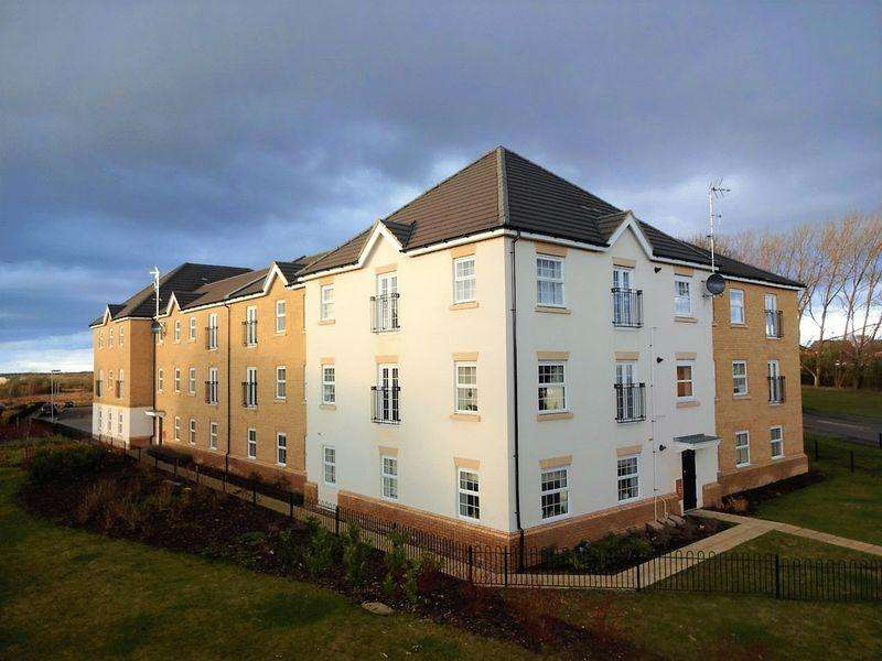 2 Bedrooms Apartment Flat for sale in Limestone Grove