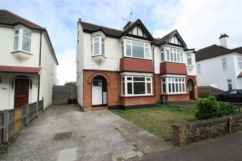3 Bedrooms Semi Detached House for rent in Western Road, Leigh-On-Sea