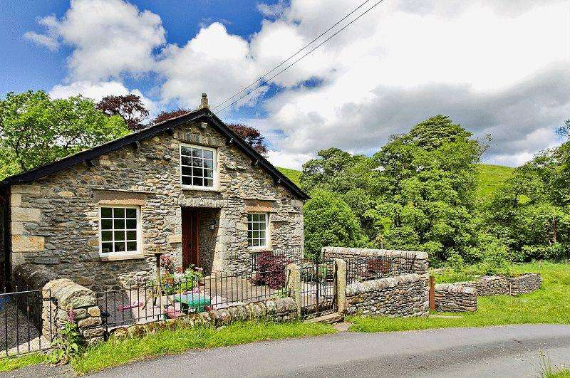 4 Bedrooms Detached House for sale in Howgill, Sedbergh, LA10 5JD