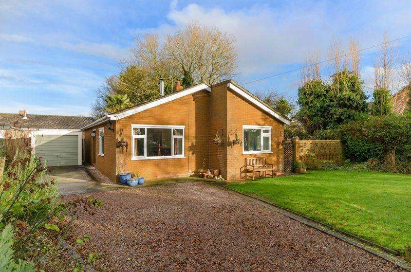 3 Bedrooms Bungalow for sale in Station Road, Firsby