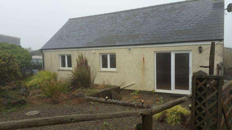 1 Bedroom Detached Bungalow for rent in Camrose, Haverfordwest