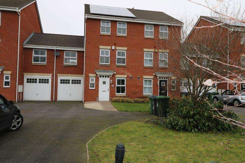 4 Bedrooms Semi Detached House for sale in Temple Way, Oldbury