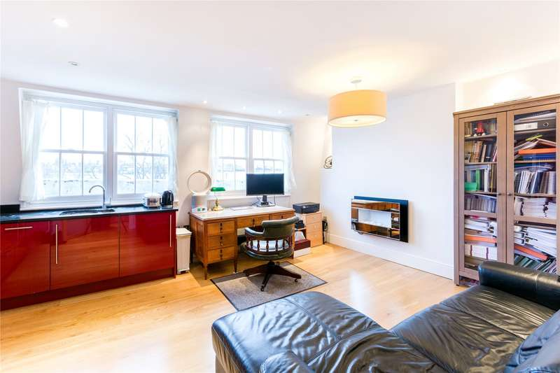 1 Bedroom Flat for sale in Alma Square, London, NW8