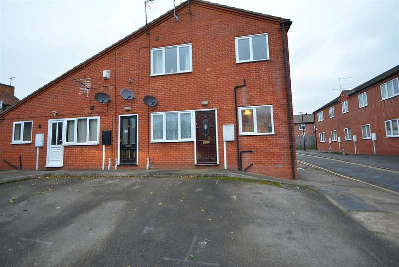 2 Bedrooms Apartment Flat for sale in Orchard Street, Long Eaton
