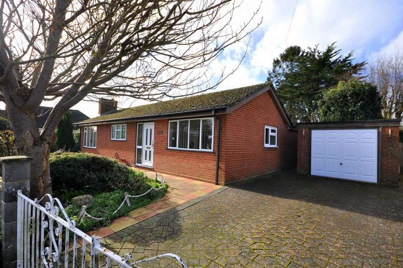 Detached Bungalow for sale in Meadow Close, Ringwood, BH24 1RX
