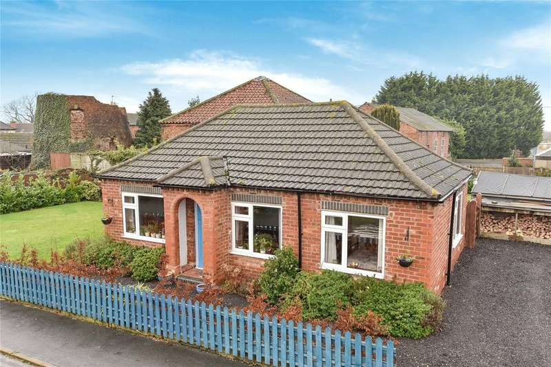 2 Bedrooms Detached Bungalow for sale in Victoria Street, Billinghay, LN4