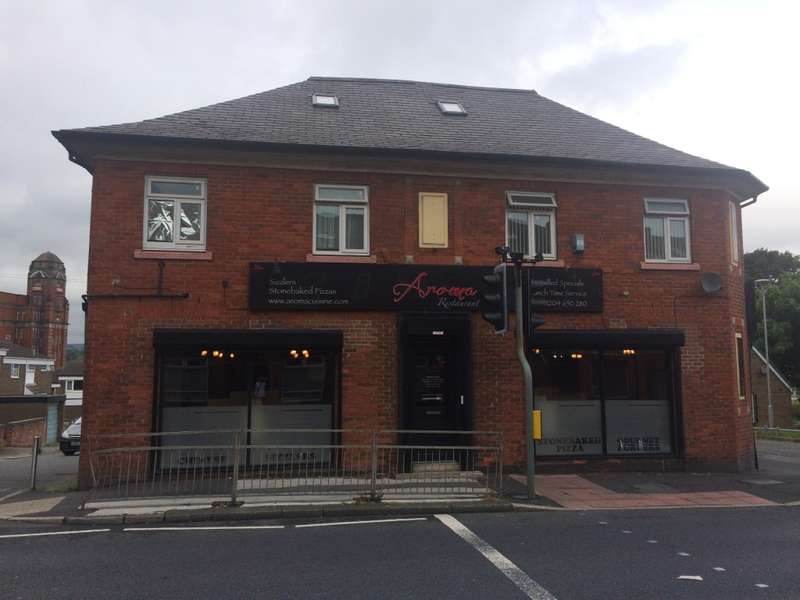 Restaurant Commercial for sale in Aroma Restaurant Deane Road, Bolton, BL3